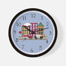 CLOCK71 Wall Clock