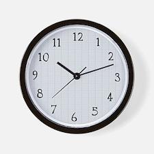 CLOCK600 Wall Clock
