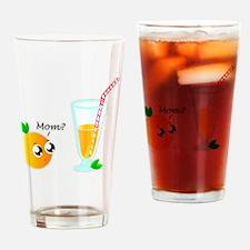 momorange_2001 Drinking Glass