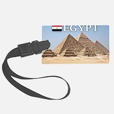 et-pic-pyramids Luggage Tag