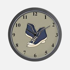 sneakersclock Wall Clock