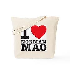 Mao T-shirt Tote Bag