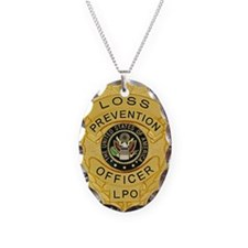large_loss_prevention_officer_ Necklace