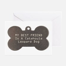 Friend Catahoula Greeting Cards (Pk of 10)
