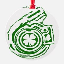 Boostgear St. Patricks Day Shirt Ornament