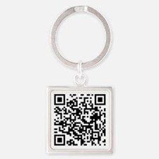 Taking stupid to a whole new level Square Keychain