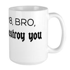IM AN F-18, BRO Mug
