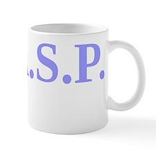 W.A.S.P. (sky blue) Mug