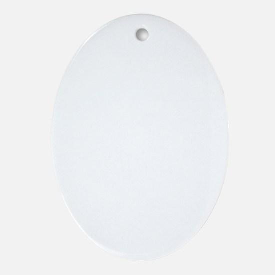 ankh2 Oval Ornament