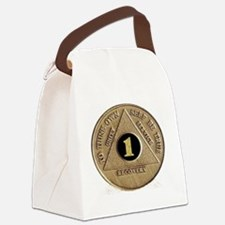 1coin Canvas Lunch Bag