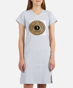 3coin Women's Nightshirt