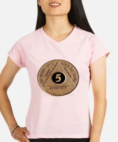 5coin Performance Dry T-Shirt