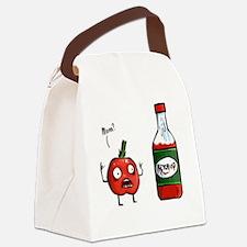 Mom_k2000 Canvas Lunch Bag