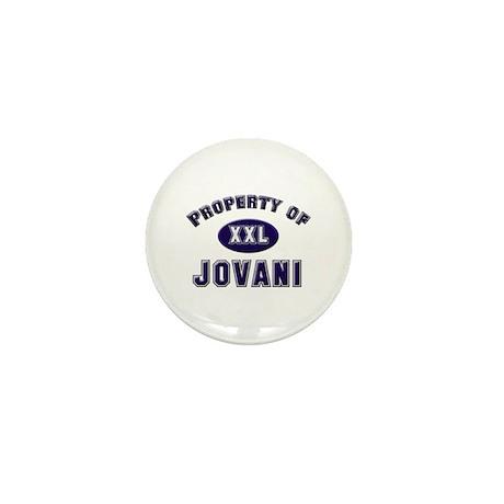 Property of jovani Mini Button