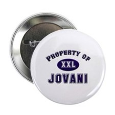 Property of jovani Button