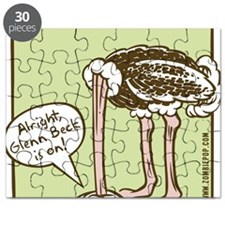 glenn_ostrich_outln Puzzle