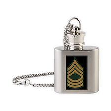 MSG LP Flask Necklace