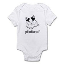 Turkish Van Infant Bodysuit