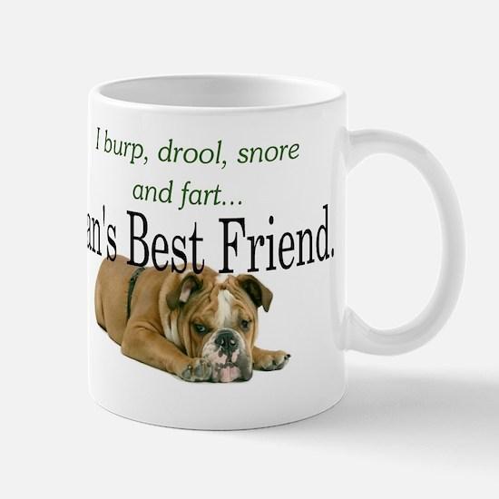 MansBestFriend Mug