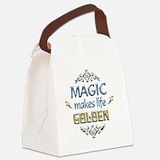MAGIC Canvas Lunch Bag