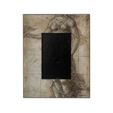 Drawing of Pallas Picture Frame