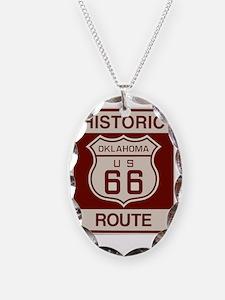 oklahoma66 Necklace