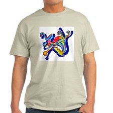 La Cucaracha Ash Grey T-Shirt