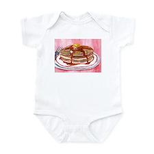 pancakes Infant Bodysuit