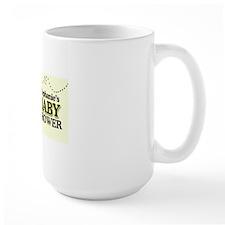 Bumble Bee Baby Shower Yard Sign Mug