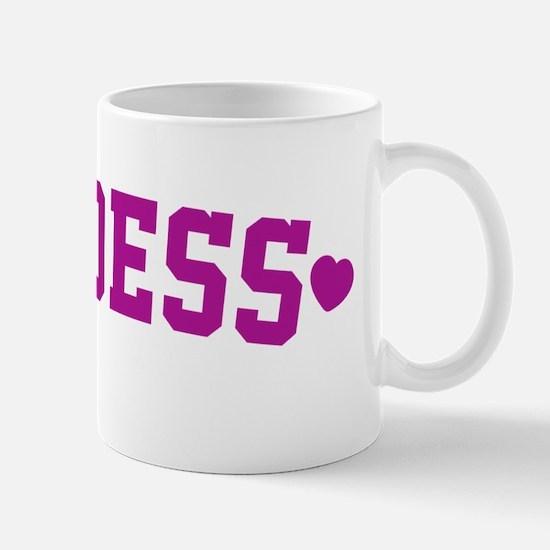 Goddess BB3 Mug