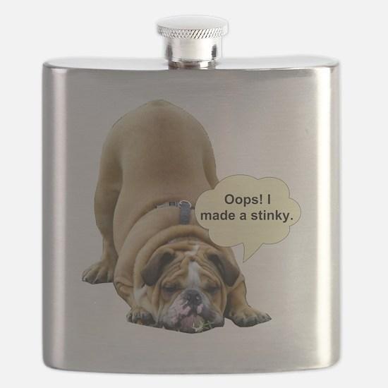 Stinky Flask