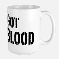 Tigerblood Large Mug
