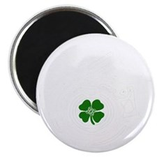 Boostgear St. Patricks Day Turbo Shirt Magnet