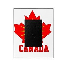 Macedonia Canada Flag Picture Frame
