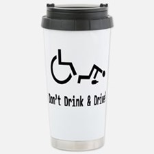 dont-drive-drunk Stainless Steel Travel Mug