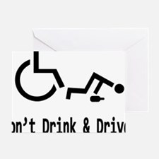 dont-drive-drunk Greeting Card