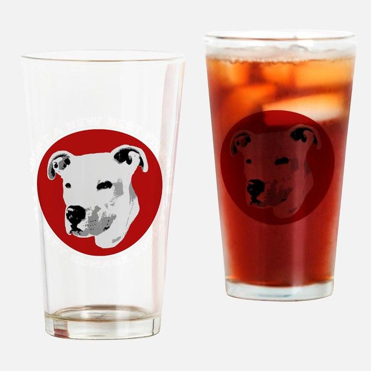 smokey-darkshirtsv2 Drinking Glass