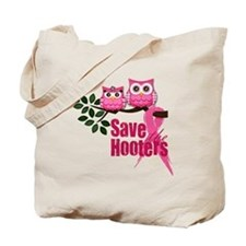 save the hooters2 Tote Bag