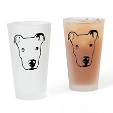 lenilogostamp-1 Drinking Glass