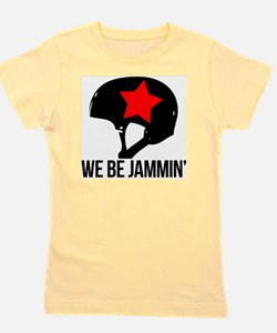 jammin copy Girl's Tee