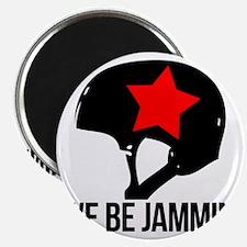 jammin copy Magnet