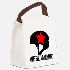 jammin copy Canvas Lunch Bag
