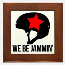 jammin copy Framed Tile