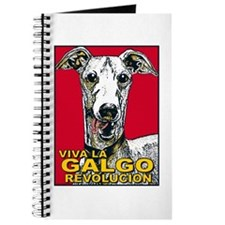 Viva La Galgo Revolucion Journal