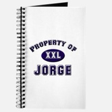 Property of jorge Journal