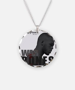 Bones1_tshirtGraphics Necklace