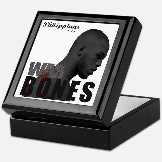 Bones1_tshirtGraphics Keepsake Box