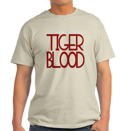 tigerblood_trans Light T-Shirt