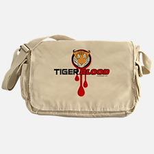 tigerbloodCENTER Messenger Bag