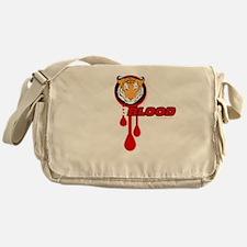 tigerbloodDARK Messenger Bag